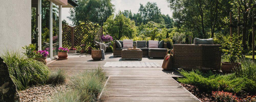 Descubra 5 tendências incríveis em decoração de área externa!