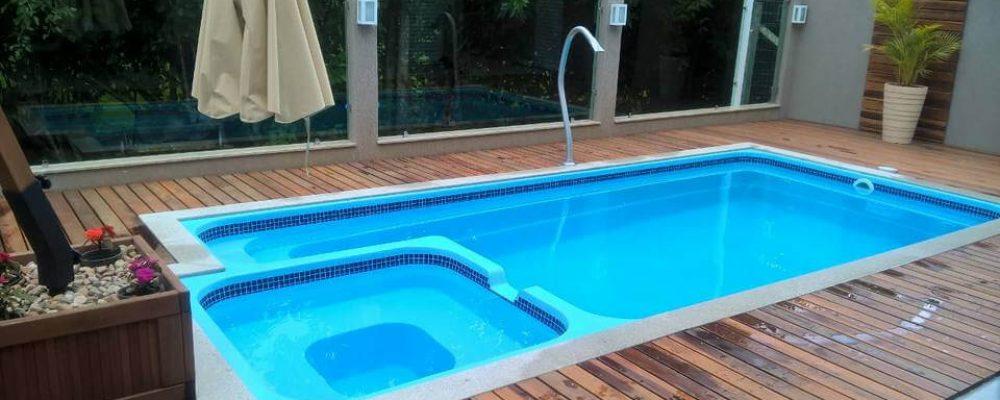 Linha Confort: hidro e piscina em um único lugar!